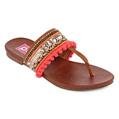 Pop Kazbah Womens Flat Sandals
