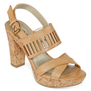 a.n.a Elli Womens Heeled Sandals