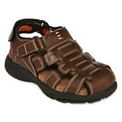 Okie Dokie Lil Darcy Boys Strap Sandals