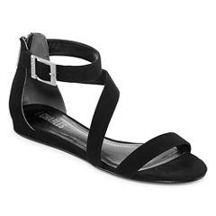 Style Charles Miranda Womens Wedge Sandals