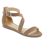 Style Charles Miranda Womens Wedge Sandals