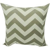 Palmer Chevron Outdoor Pillow