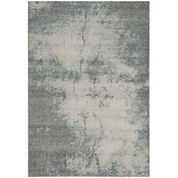 Momeni® Cracked Concrete Rectangular Rug