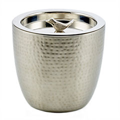 Old Dutch Churp Hammered Double Walled Stainless Steel Ice Bucket 1.5 Qt