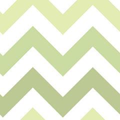 Zig-Zag Peel-and-Stick Wallpaper