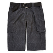 Chalc® Belted Cargo Shorts - Boys 8-20