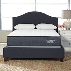 Signature Design by Ashley® Sierra Sleep Plush Tight-Top - Mattress + Box Spring