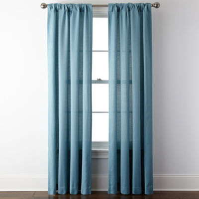jcpenney home rialto curtain panel