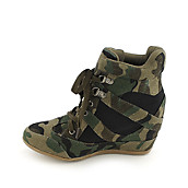 e795ed39d33c Nature Breeze Women Dana-13 camo casual sneaker wedge. PreviousNext