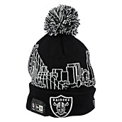 Oakland Raiders Knit Cap
