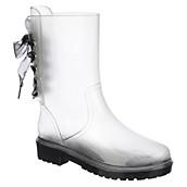 Women's Low Heel Combat Boot Danny 01