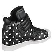 a30893f01991 adidas Women s Hidden Wedge Sneaker Superstar UP Strap. PreviousNext