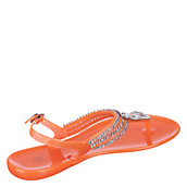Easos Geal Women's HDK-88 Jelly Thong Sandal. PreviousNext
