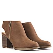 Women's Sheen Low-Heel Dress Shoe