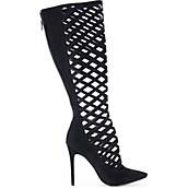 Shoe Republic LA Women's Hailey Gladiator Heel. PreviousNext