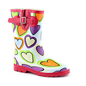 Kids Heart II Rain Boot