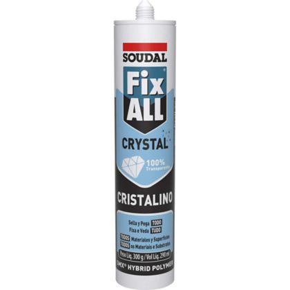 Sellador Adhesivo Fix All Crystal 290ml