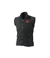 Women's Turfer Women's Katahdin Tek® Fleece Vest in Charcoal