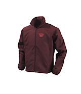 Men's Turfer Featherweight Jacket in Maroon