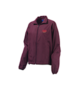 Women's Turfer Women's Featherweight Jacket in Maroon