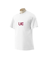 Men's 6.1 Oz. Ultra Cotton® T-Shirt in White