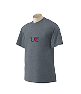 Men's 6.1 Oz. Ultra Cotton® T-Shirt in Charcoal