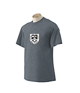 Men's 6.1 Oz. Ultra Cotton? T-Shirt in Charcoal
