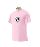 Men's 6.1 Oz. Ultra Cotton® T-Shirt in Light Pink