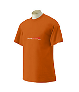 Men's 6.1 Oz. Ultra Cotton? T-Shirt in Texas Orange