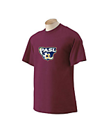 Men's 6.1 Oz. Ultra Cotton® T-Shirt in Maroon