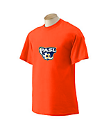 Men's 6.1 Oz. Ultra Cotton? T-Shirt in Safety Orange