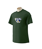Men's 6.1 Oz. Ultra Cotton® T-Shirt in Forest Green
