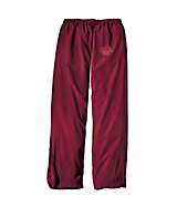 Men's Sport Tek Wind Pant in Maroon