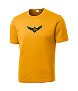 Men's Sport Tek Competitor; Tee in Gold