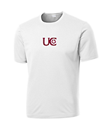 Men's Sport Tek Competitor; Tee in White