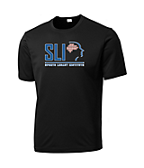 Men's Sport Tek Competitor; Tee in Black