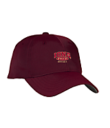 Men's Sport Tek Dry Zone; Nylon Cap in Maroon