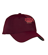 Sport Tek Youth Dry Zone; Nylon Cap in Maroon