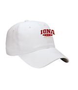 Sport Tek Youth Dry Zone; Nylon Cap in White