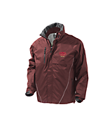 Men's Tomlin TX Jacket in Maroon