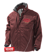 Men's Tomlin Plex Jacket in Maroon