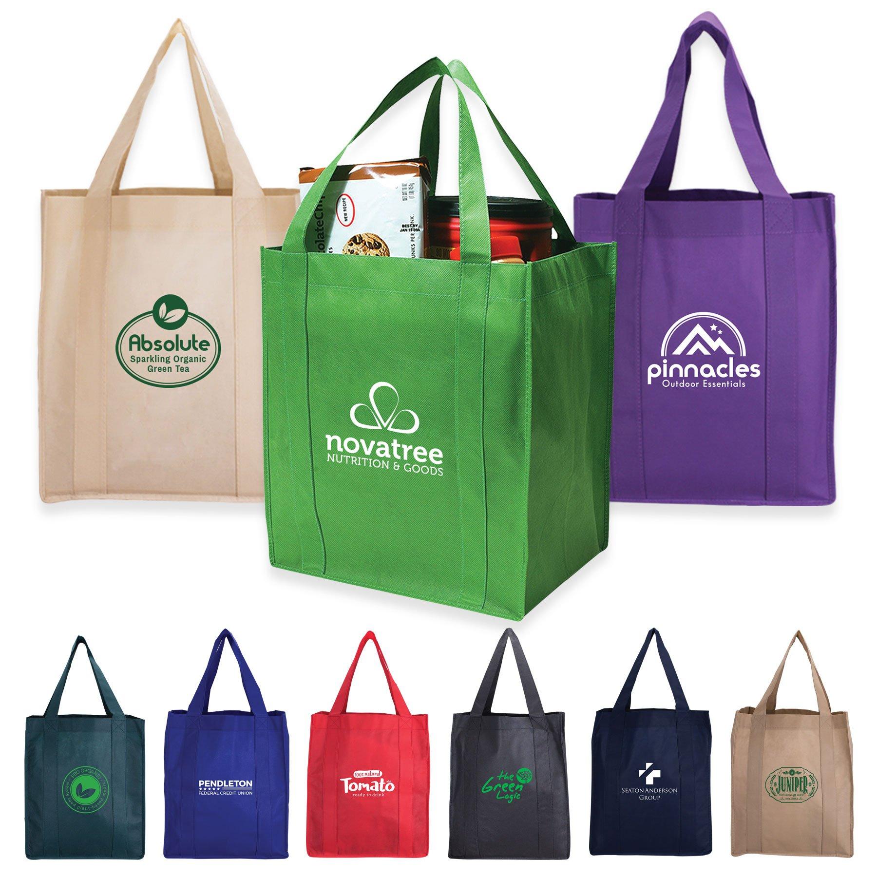 North Park - Non-Woven Shopping Tote Bag
