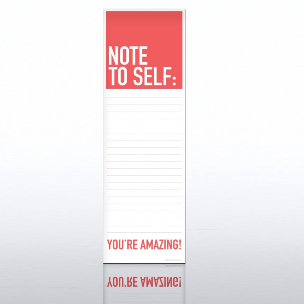 View larger image of Quarter-Size Notepads - Exclamations