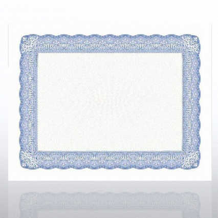 2RBI11 - Certificate Paper - Ivy - Royal Blue