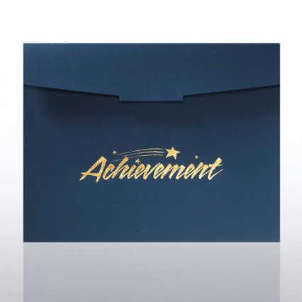 Achievement Certificate Folder