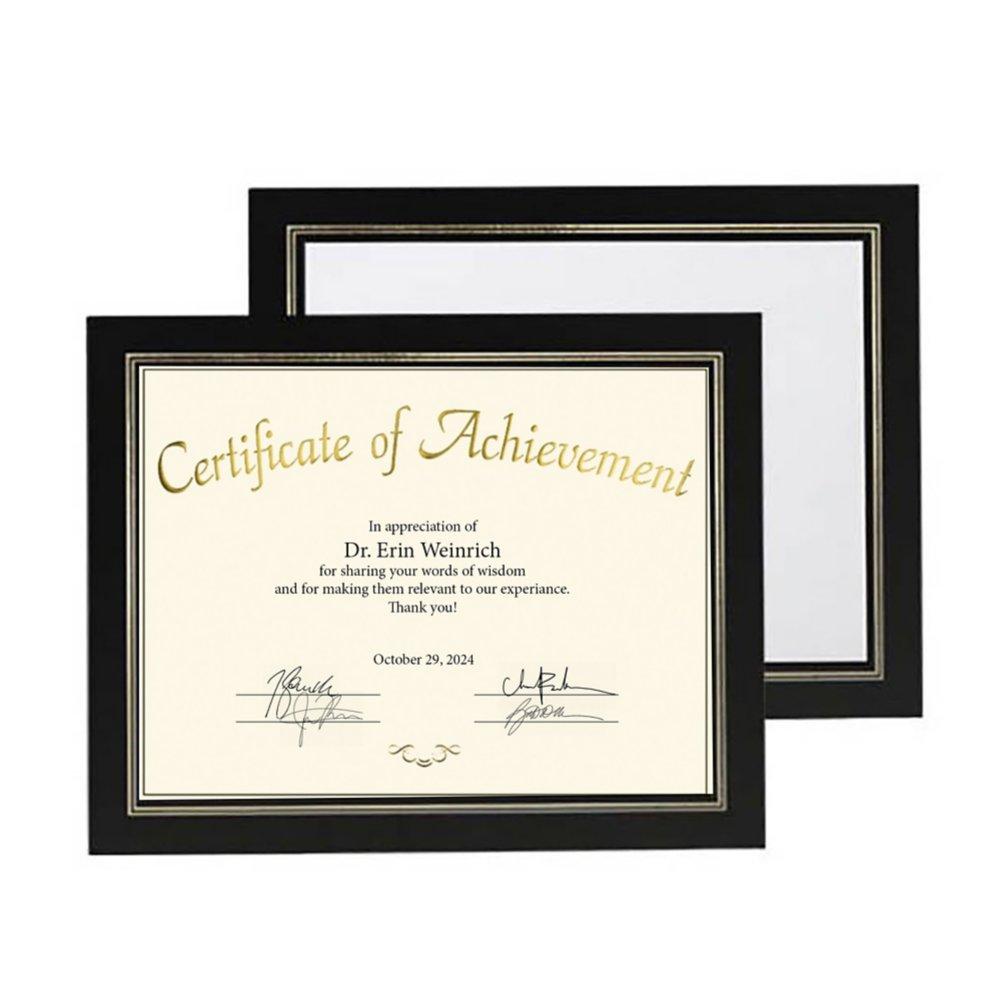 View larger image of Easel Frame - Black