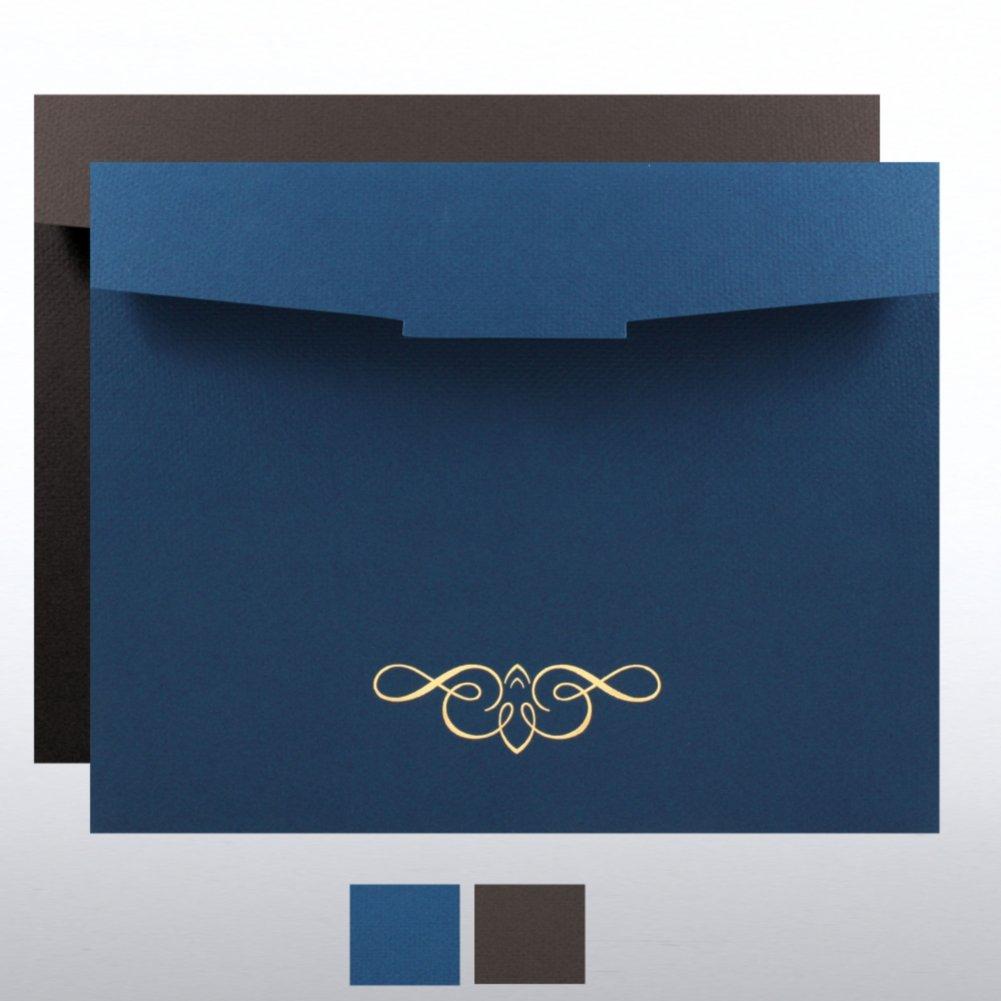 View larger image of Ornate Foil Certificate Folder