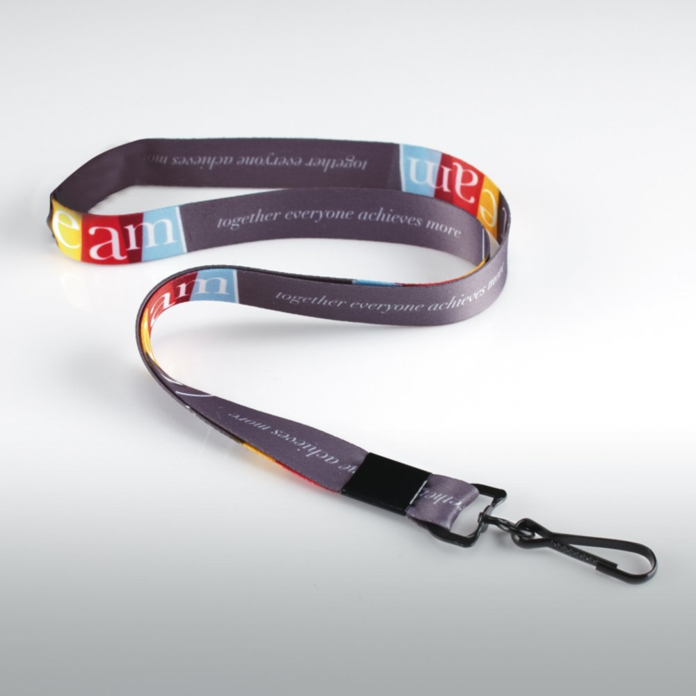 View larger image of Themed Lanyard - TEAM