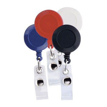 View larger image of Badge Reel - Round