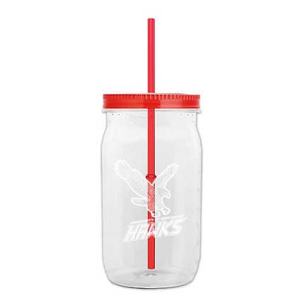Add Your Logo: Budget Mason Jar